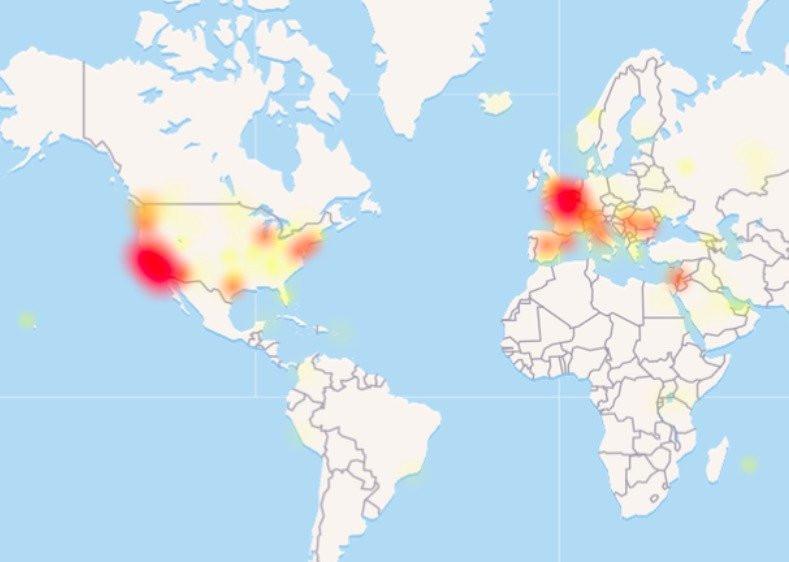 Yahoo Servisleri Dünya Genelinde Çöktü